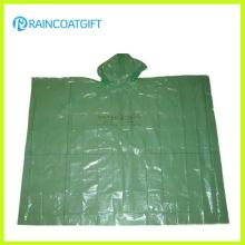 Cheap Clear Disposable PE Rain Poncho