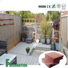 Composite Wood Plastic WPC Waterproof Outdoor Decking