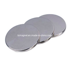Disc Magnets with Ni Plating