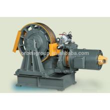 Elevator geared traction machine -Elevator traction machine