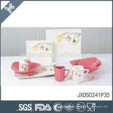 Наборы посуды из керамики