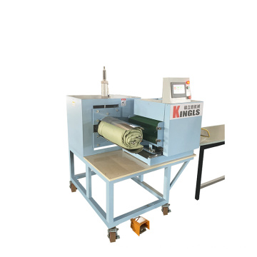 Made in China superior quality new high quality quilt coiling machine