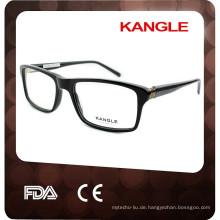 2017 Fashional design handgemachte Männer acetat optische gläser & brillen brillen
