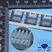 High Precision Stamped Spade Lug Terminal
