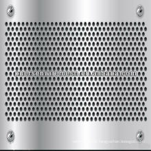 Galvanized perforated metal / Punched sheets 304L