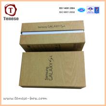 Новая упаковка для картонных сотовых телефонов