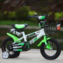 2016 New Design Cartoon Kids Bicycle 4 Wheels Can Bring People Cheap Price Children Bike