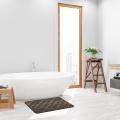 Pattern Non Skid Bathroom Mat
