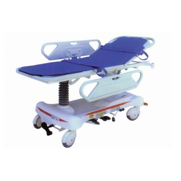 Luxurious Hydraulic Rescue Bed (Cart)