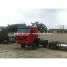 Главный sinotruk HOWO перевозит Трактор 4х4 Zz4187n3727A грузовик