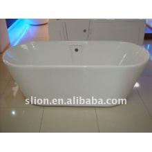 1700mm freistehende Badewanne große Größe mit großer Kapazität