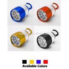 Fabricant de porcelaine alibaba lampe de poche mini-plat, mini-led lampe torche, souvenir led lanternes porte-clés