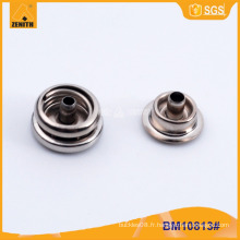 Bouton Snap 10mm Ring Press Snap BM10813