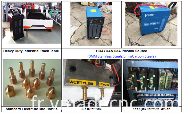 High Power Plasma Cutting Machine