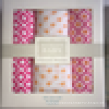 cotton fabric baby muslin swaddle blanket