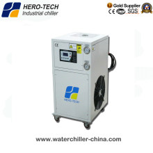 2HP 2ton Chiller 6.5kw Air Cooled Packaged Chiller