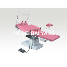(A-166) Multi-Function Gynaecology and Obstetrics Delivery Bed