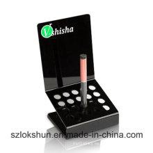 Estantería de acrílico del estallido del E-Cigarrillo Estanterías de exhibición del contador de la perspex