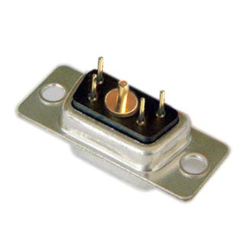 High Current D SUB-connector 5W1 Male