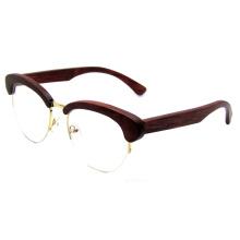Latest Technology Wooden Fashion Sunglasses (SZ5686-5)