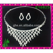 2015 The European and American rhinestone a necklace
