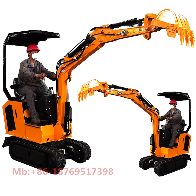 1 ton mini digger for sale