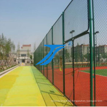 Tennis Fence/Stadium Fence, /Diamond Mesh/Basketball Fence