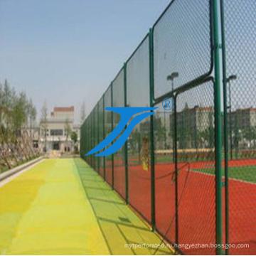 Теннисный Забор/Забор Стадиона /Алмазная Сетка/Баскетбол Забор