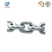 Galvanized melded iron link chain