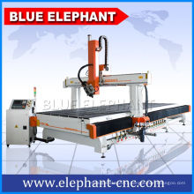 2050 ATC mdf cutting cnc machine , 4 axis cnc engraving machine for wood , table , chair legs