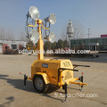 Small Portable Trailer 4000w Light Tower Mobile Small Portable Trailer 4000w Light Tower Mobile FZMTC-400B