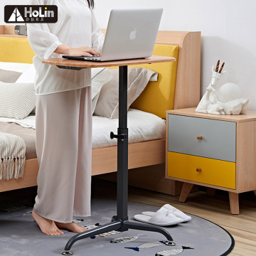 Tablet Di Samping Tempat Tidur Sofa Workstation Portable