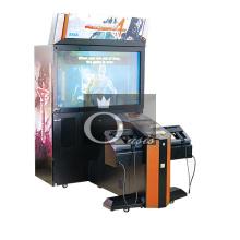 Máquina de juego de la arcada, máquina del juego (La casa del Dead Iv)