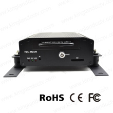 720p 4CH HDD High Definition Vehicle Mobile DVR