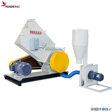PVC Pipe Waste Crusher-maskin
