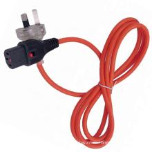 Hospital Grade Australia Plug to Lock C13 Power Cords