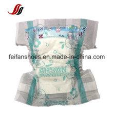 Fornecedor do tecido do bebê de China, fralda fina do bebê de Utral com os OEM personalizados, secos e macios do produto do bebê para a fralda