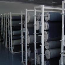 Hohe Qualität Baumwolle Slub Denim Stoff Lager viel