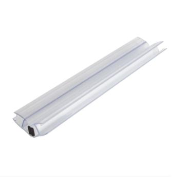 Glass door sealing strip for shower room