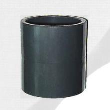 Soquete ASTM Sch80 Upvc cor cinza escuro