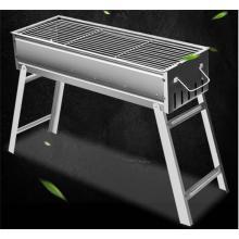 Churrasqueira portátil para churrasco a carvão