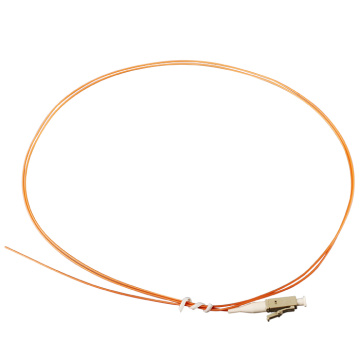 LC OM2 0.9mm Cable flexible de fibra óptica simple