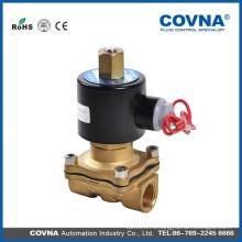 Электромагнитный клапан с прямым подъемом диафрагмы NC Электромагнитный клапан соленоида 24v Электромагнитный клапан низкой цены