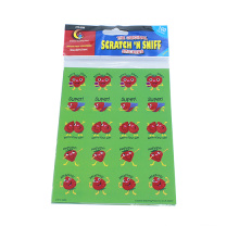 Lovely Cartoon Decorative Scrapbook Kids Cartoon Characters Sticker,Strawberry Printing Decorative Sticker