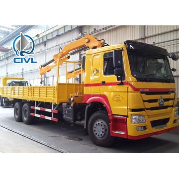 Camión grúa HOWO Truck Chassis 2 Ton