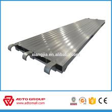 Andamios de aluminio completo tablones de 7 ', 8', 9 '