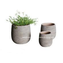 Vase de décoration en gros en céramique