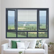 Feelingtop Soundproof Thermal Break Aluminum Casement Window (FT-W70)