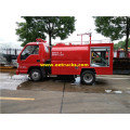 DFAC 2000 Litros Mini Fire Vehicles