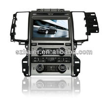 8-Zoll-Touchscreen Dual-Zone Wince Auto MP4-Player für Ford Taurus mit GPS / Bluetooth / Radio / SWC / Virtual 6CD / 3G / ATV / iPod